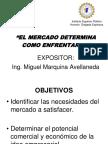 2 Mercado Determina