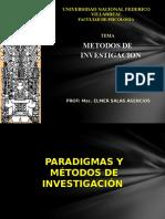 Paradigmas y Metodos