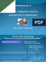 Ajuste Por Inflación - NGP