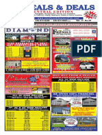 Steals & Deals Central Edition 4-21-16