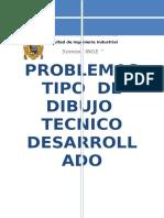 Problemas de Dibujo Tecnico