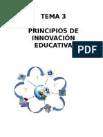 Innovación en La Educación