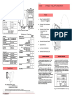 Talentum 16509 Datasheet English