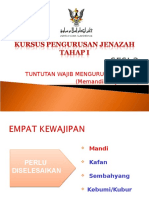 SESI  2 - MEMANDIKAN JENAZAH.ppt