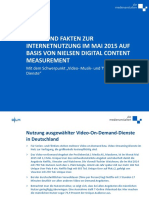 alm video-musik-tv-streaming dienste daten april 2015