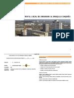Regulamentul Functional Urban Chișinău