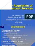 Better Regulation of Professional Services_en