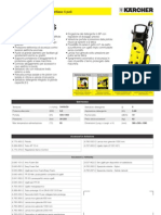 Idropulitrice a freddo Karcher HD 10-25 4 S