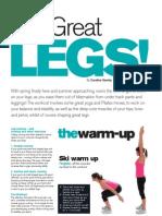 Get great legs!