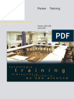 1003-3BR - Folheto Parker Training