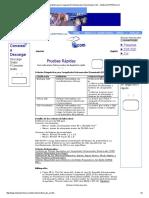 Criterios Diagnóstico Para Coagulación Intravascular Diseminada (CID) - MedicalCRITERIA