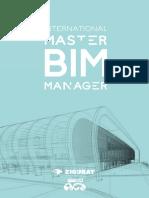 Catalogo Master Bim Manager Brasil