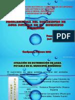 Foro Agua y ahorro energético