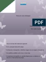 presentacion protocolo ao