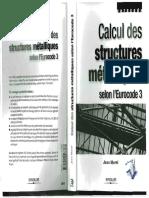 Calcul Des Structures Metalliques Selon l Eurocode 3