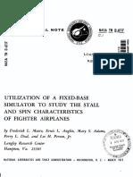 19710010817 NACA Aerodynamics