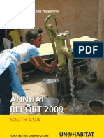 UN HABITAT WAC Nepal South Asia Annual Report 2009