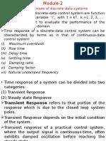 module-2 digital control systems