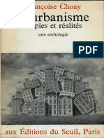 Lurbanisme Utopies Et Réalités Une Anthologie_ArchiGuelma
