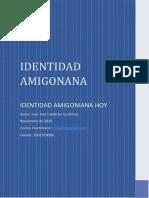 1.Identidad Amigoniana Hoy