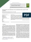 Caracterización y Optimización de La Pareja Cátodo -Electrolito Para SOFC LSCF -BIT07