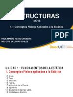 Estructuras CLASE 01