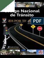Código Nacional de Transito 2015 Colombia