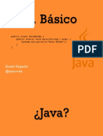 Curso basico de programacion en java