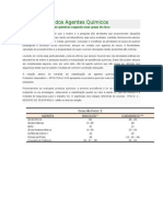Classificação Dos Agentes Quimicos