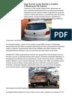VW Tento 2017 Chega Exímio Lojas Devido a Insólito Estímulo 1.0 Porém Mudanças Na Cabine