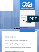 00. Full How to Write a Good Technical Paper_NOV 9
