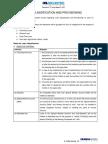Loan Classification Rescheduling Amendment