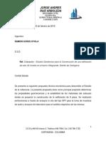 Propuesta Estudio Geotecnico Edificio Villagrande