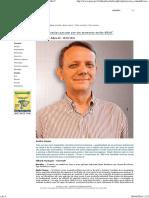 André Singer - As Democracias Passam Por Um Momento Muito Difícil