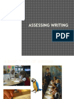 Assessing Writing