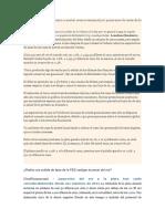 RELACION PRECIO  Y CAMBIOS EN LA FED