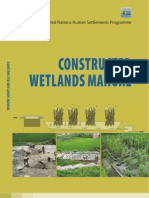 Constructed Wetlands Manual