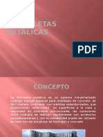FORMALETAS METALICAS