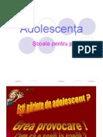 Adolescent A