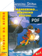 Geronimo Stilton - Ci Mangerem0... Geronim0 Stilt0n