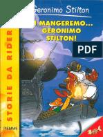 Geronimo Stilton - Ci Mangerem0... Geronim0 Stilt0n