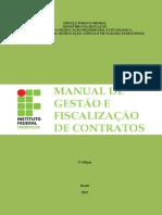 Manual de Gestao e Fiscalizacao de Contratos Versao Aprovada