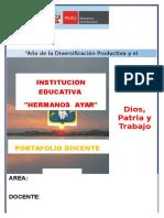 Carpeta Pedagógica 2015 en Proceso