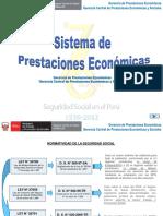 Presentac Pago de Prestac Econ Subsidios