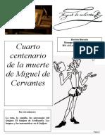Revista Monografía Cervantes