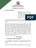 Sentencia TC 0163-13 - Obligación de Colegiación para Abogados
