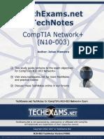 TE NetworkPlus TechNotes