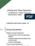 Chapter5 Supplement Teamdynamics