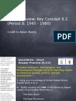 2016 - Key - Concept - 8.3 - II - DOL.pptx