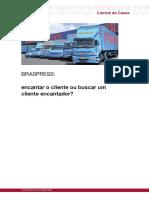 BRASPRESS logística